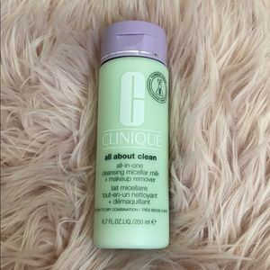 Clinique All About Clean Cleansing Micellar Milk